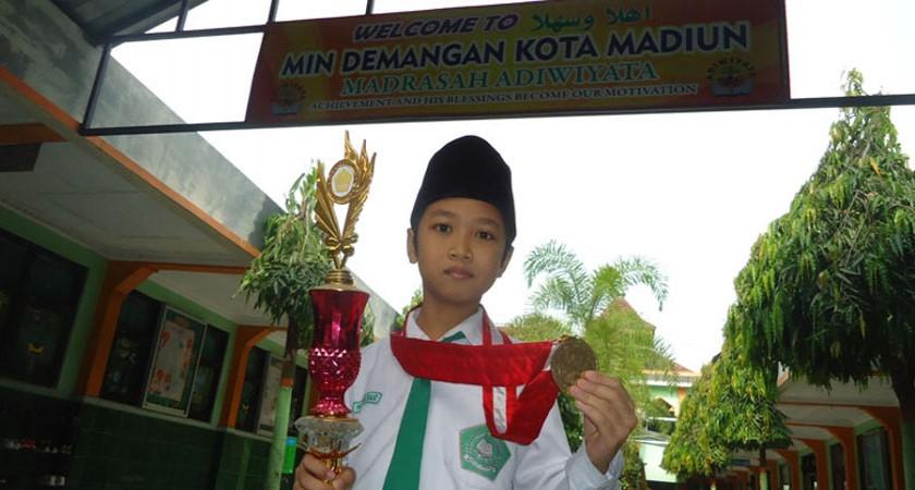 Juara Umum KSM O-IPA Pa Tingkat Kota