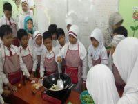 Kegiatan Pasca PAS Cooking Class
