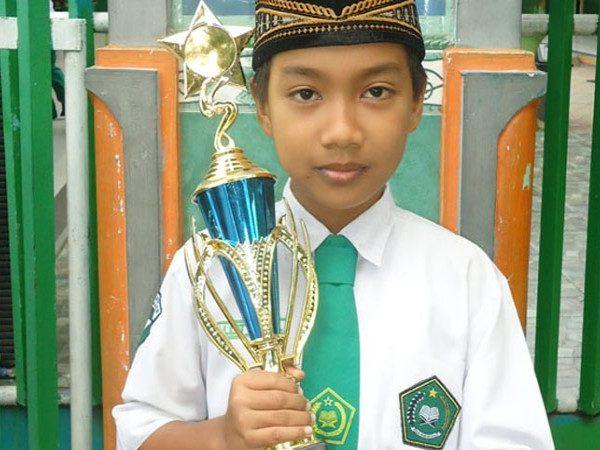 Juara II KSM O-Mate Pa Tingkat Kota