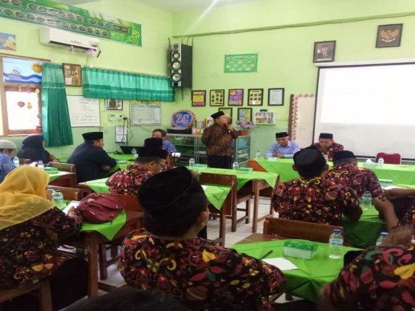 MIN 1 Kota Madiun terima kunjungan dari MIN 5 Ngawi