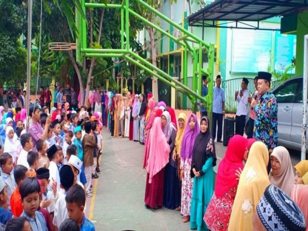 Halal Bihalal Keluarga MIN 1 Kota Madiun di Bulan Syawal 1440 H