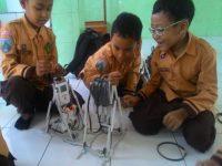 Kegiatan Ekstra Robotika