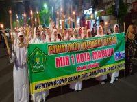 Pawai Obor Menyambut Bulan Ramadhan 1440 H