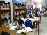 Kegiatan Pasca PAS Fieldtrip Perpustakaan Kota Madiun