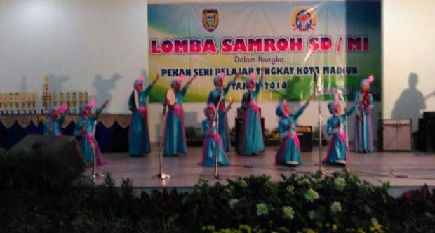 Menjadi Jawara Samroh di Event Pekan Seni Pelajar dan Siap Maju Di Tingkat Provinsi