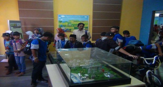 Study Tour Siswa Kelas VI di Jatim Park 1 Kota Malang