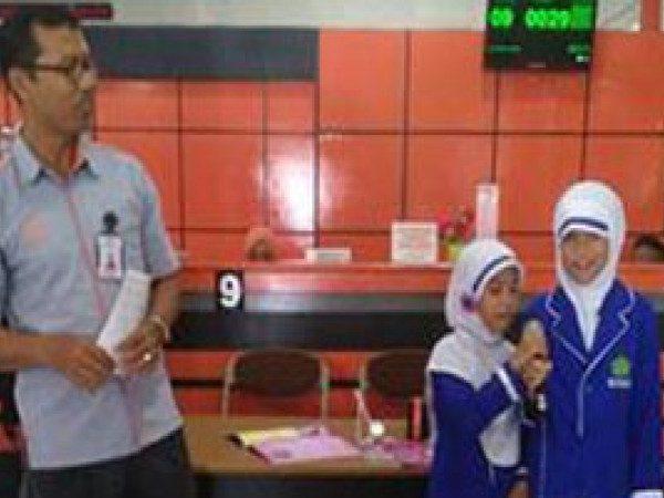 Field Trip Bersama Kantor Pos Kota Madiun