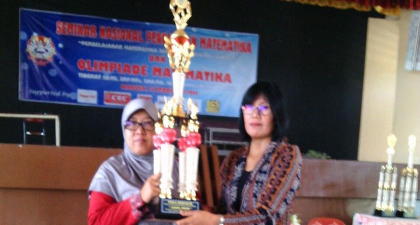 Juara Umum Piala Bergilir Rektor Unika Widya Mandala Madiun