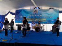 Lomba Band Pekan Seni Pelajar