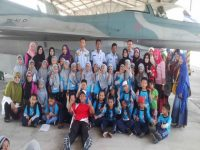 Kegiatan Pasca PAS Field Trip Lanud Iswahyudi Maospati