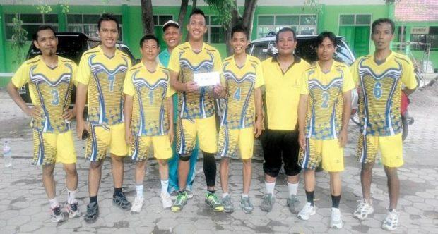 Kejuaraan Bola Voli dalam Rangka HAB Kemenag