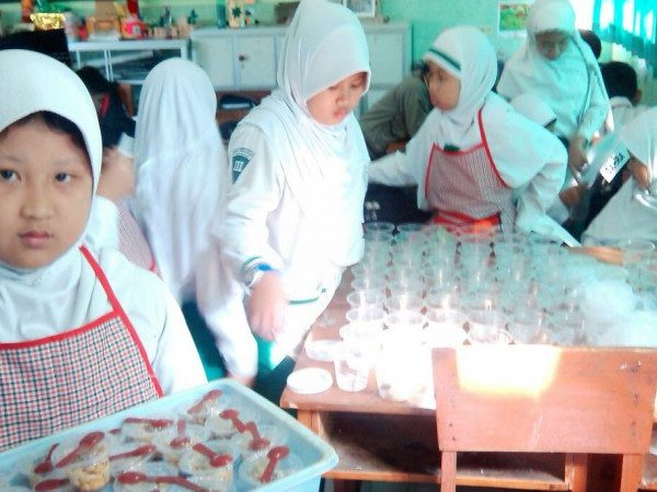 Cooking Day Kelas III A