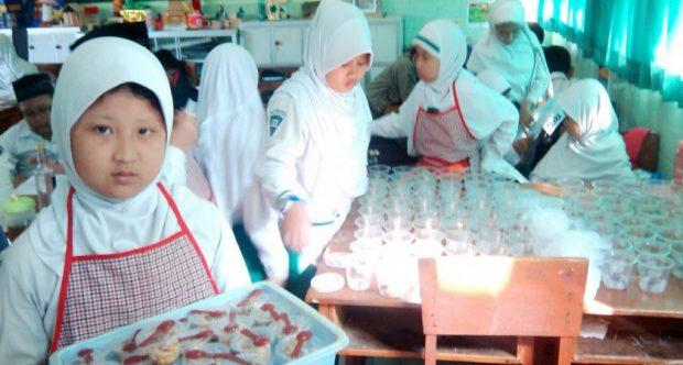 Cooking Day Kelas III A