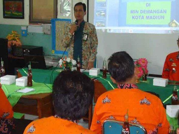 Study banding dari Lampung Kabupaten Tanggamus