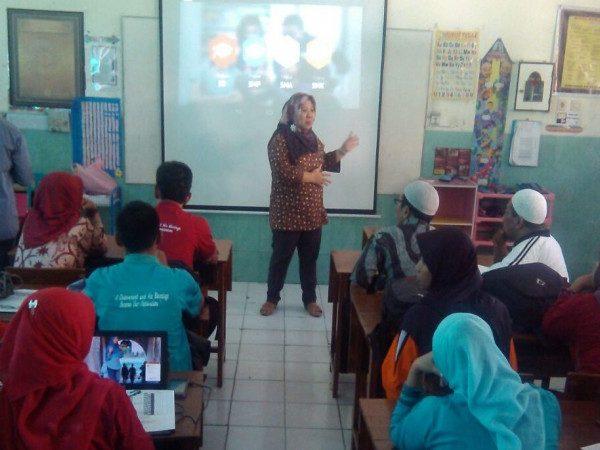 Sosialisasi Tablet Pendidikan Bersama Lenovo
