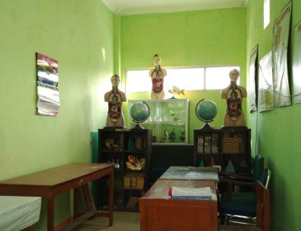 Laboratorium MIPA
