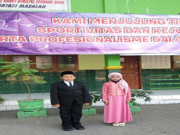 SISWA MIN 1 KOTA MADIUN BORONG GELAR JUARA 1 CABANG PIDATO BAHASA INDONESIA PORSENI KOTA MADIUN TAHUN 2019