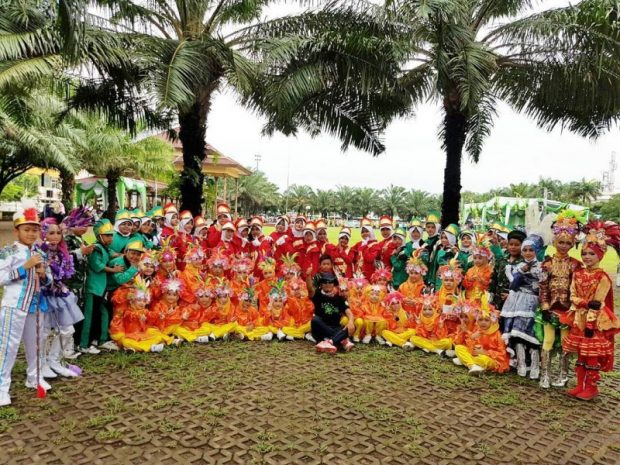 Drumband Gita Prima MIN 1 Kota Madiun