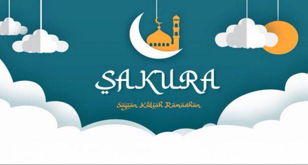 LAUNCHING PROGRAM SAJIAN KULIAH RAMADHAN (SAKURA) MIN 1 KOTA MADIUN RAMADHAN 1441 H