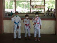 Sabet Juara 3 Karate KOSN Kategori Putri Tingkat SD/MI se-Kota Madiun