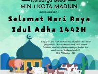 PPKM darurat, tak mengurangi makna Idul Adha 1442H