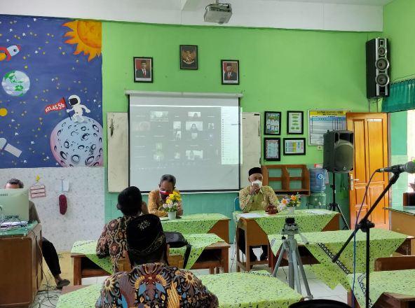 Rapat Dinas MIN 1 Kota Madiun Dalam Rangka menumbuhkan Sinergisitas Elemen Di Madrasah