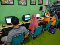Pelaksanaan simulasi uji coba ANBK di MIN 1 Kota Madiun