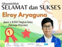 Siswa MIN 1 Kota Madiun Raih Juara KSM tingkat Kabupaten/Kota